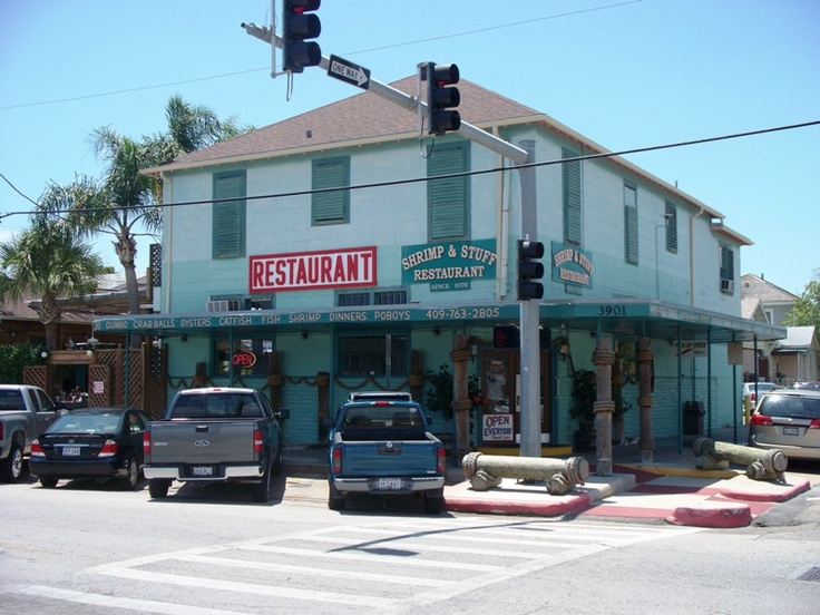 Seafood Restaurants Galveston Best