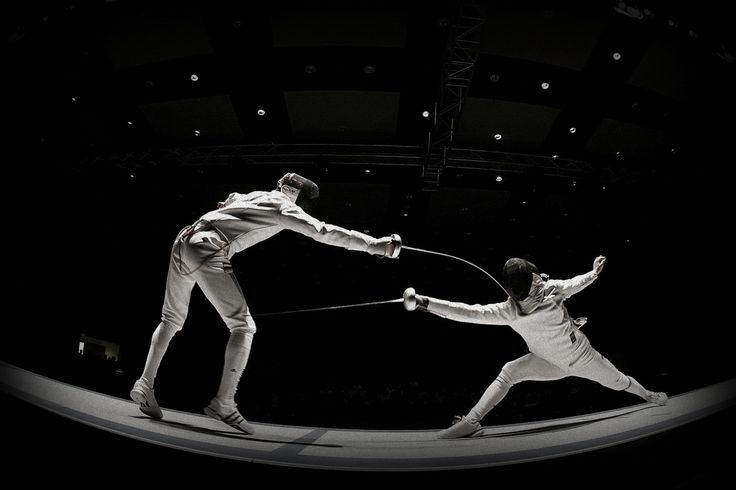 Fencing can help develop great coordination, balance, flexibility, strength and cardiovascular endurance as well as developing focus, hand-eye coordination and problem solving skills.