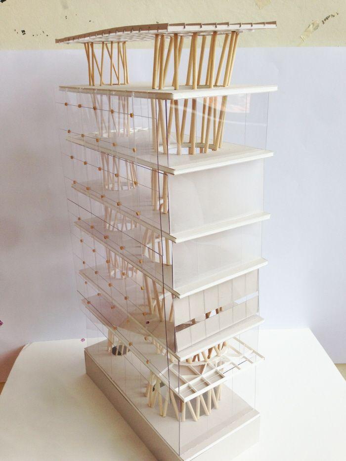 Sendai Mediatheque By Alexander Kochman At Coroflot.com · Toyo ItoSendaiArchitecture  ...