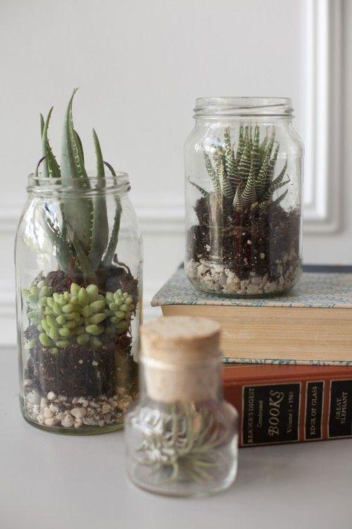 mason jars DIY | Tumblr