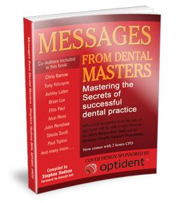 The book is the brain-child of and was compiled by Dr. Stephen Hudson, a highly organised dentist, a thought leader and not just on matters of dentistry but on wider matters of global politics and finance.