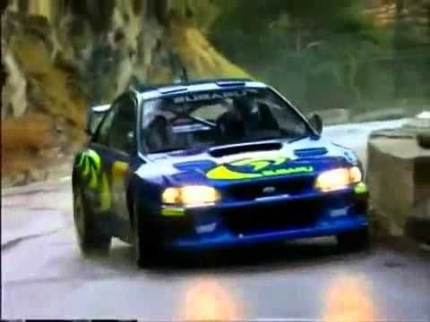 Subaru Impreza WRC With Pure Engine Sounds In Action On.mp4 - YouTube