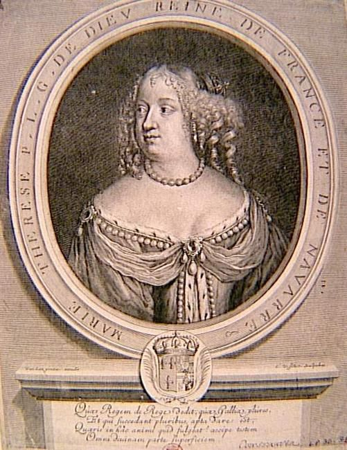Queen of France, Marie Thérèse