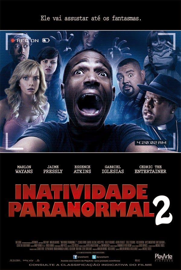 Inatividade Paranormal 2 ~ Cine Planeta
