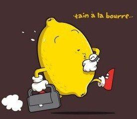 pressé comme un citron