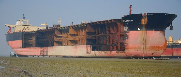 Abandon Ship - Chittagong Ship Breaking Yards (Bangladesh)