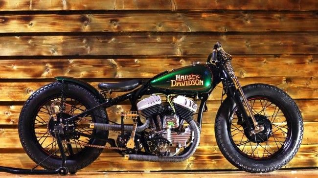 Nuova Harley special by Punto di Fuga