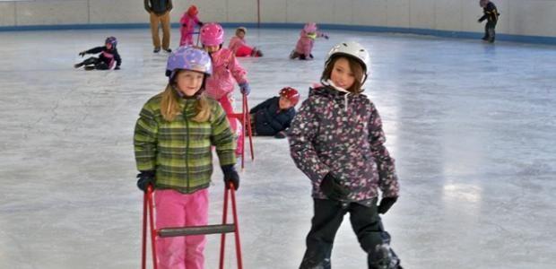 ice rink comm center