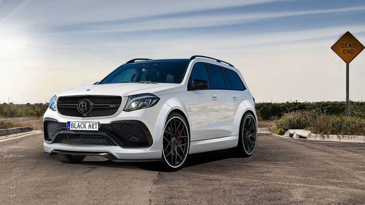 2016 Mercedes-Benz Mercedes - Benz GLS AMG 63, Minden Германия - JamesEdition