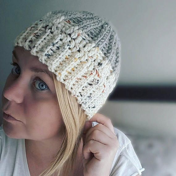 Check out this item in my Etsy shop https://www.etsy.com/uk/listing/563295173/hyde-park-crochet-beanie-gray-yellow