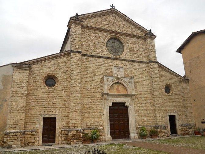 Abbazia di Farfa Epoca: Medievale Stile Carolingio Barocco Luogo:Fara in Sabina, Rieti