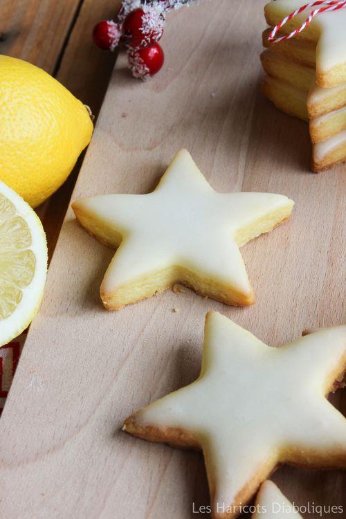 Sablés étoilés au citron (4)