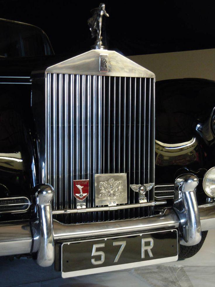 Rolls Royce - Silver Claud - Ein perfekt erhaltener Rolls - Royce Silver Claud (SIAM LWB). Baujahr 1958. Ottomotor mit 4,9 Litern Hubraum. 185 PS. Die H...