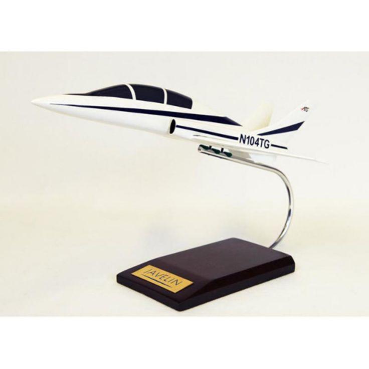 Daron Worldwide Aviation Technology Group Javelin 1/32 Model Airplane - KAJT