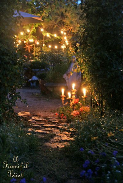 Summer Magic in the Night Garden...