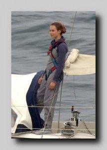 Laura Dekker sails around the world at 16
