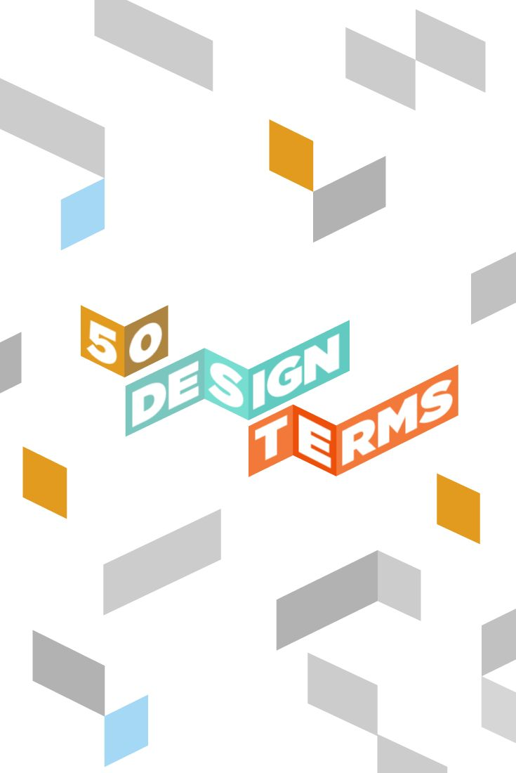 50 Key Graphic Design Terms Explained Simply For Non-Designers