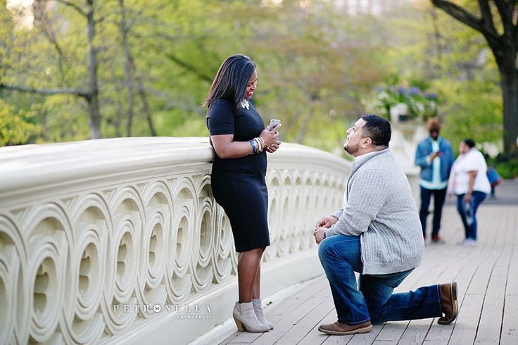 Gorgeous interracial couple captured as Kenny drops to one knee and asks his love Charmaine to be his wife. She said yes! #love #wmbw #bwwm #swirl #proposal #engagement #wedding #lovingday #relationshipgoals