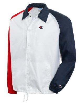 014ea4888 Life® Men's Coaches Jacket, West Breaker Edition | Christmas 2018 | Jackets,  Motorcycle jacket, Champion store
