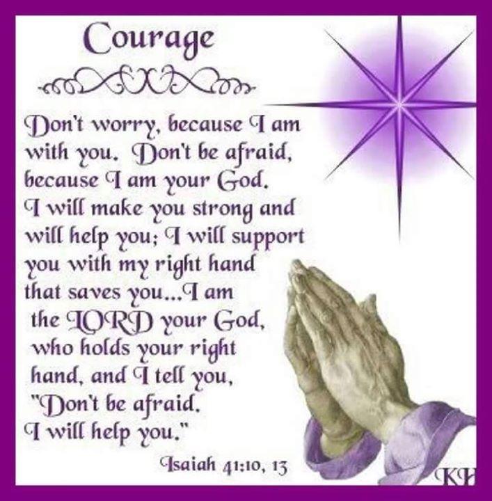 Isaiah 41:10-13
