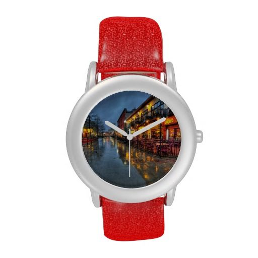 Street Reflections Wristwatches
