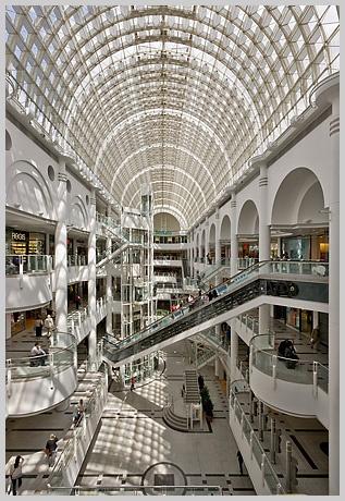 The Bentall Shopping Centre - Kingston upon Thames London