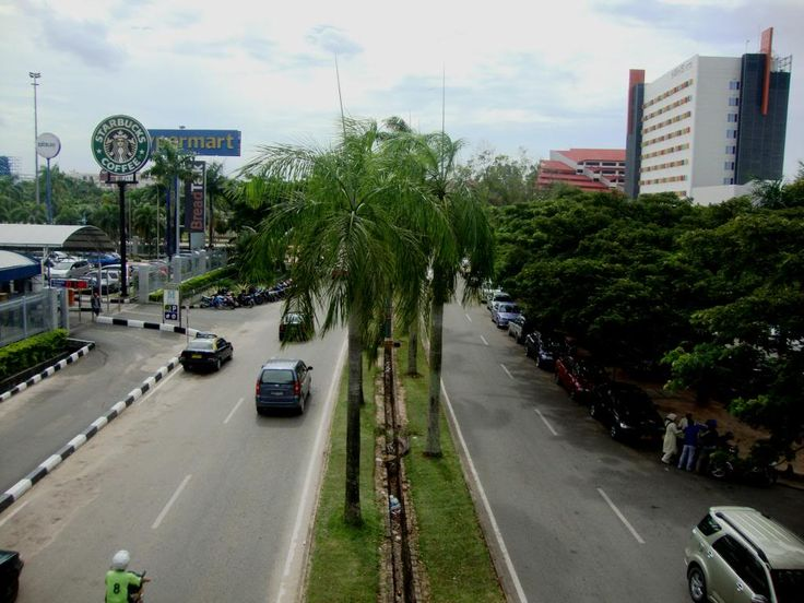#Batam Nice Streets around Mega Mall