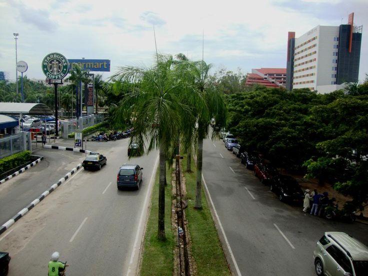 #Batam Nice Streets around Mega Mall