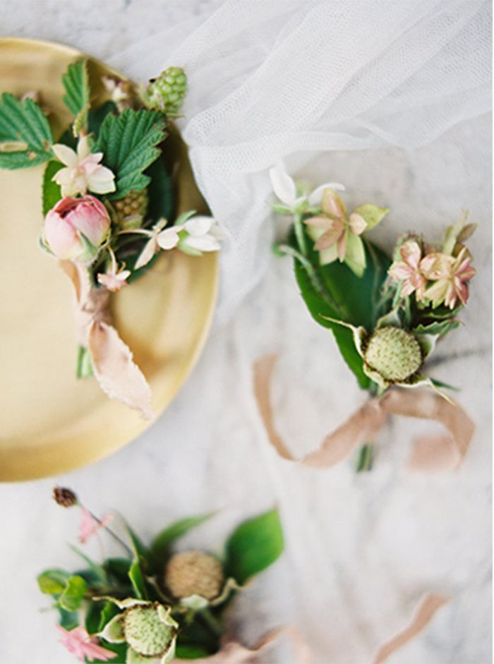 Love the textures and pop of gold. Beautiful flatlay.