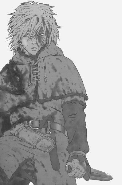 Vinland Saga Thorfinn- I love this manga