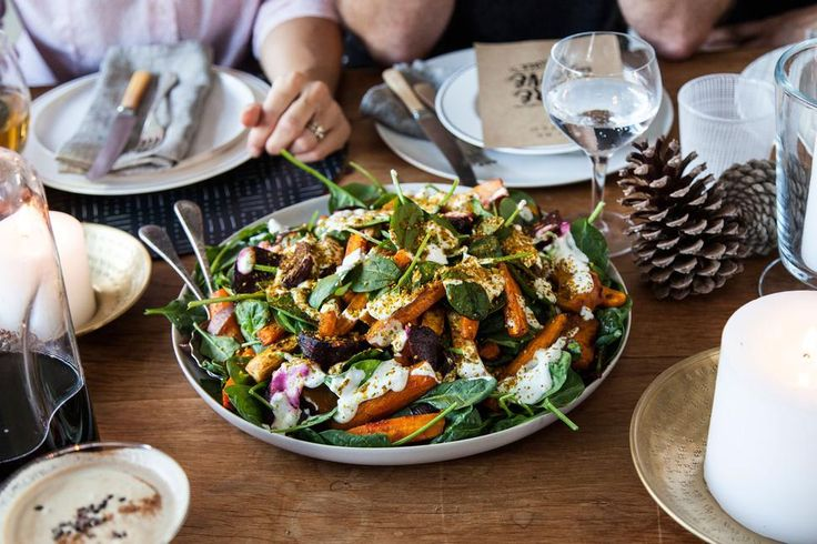 Annabel Langbein's Roasted Vegetable Platter - Try this versatile recipe by Annabel Langbein
