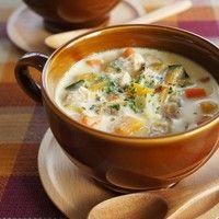 脇役から主役に。飲むのではなく食べる<おかずスープ>のレシピ