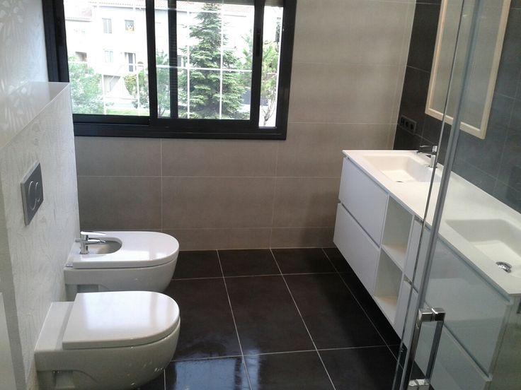 #Reforma #en #baño #Argentona