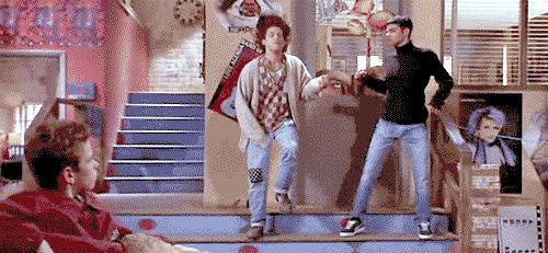 "And that dancing is the solution to everything. | 27 Extremely Important Life Lessons We Learned From ""Empire Records"""