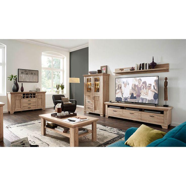 TV Wohnwand mit Beleuchtung Bristol Gran Oak Jetzt bestellen unter: https://moebel.ladendirekt.de/wohnzimmer/schraenke/wohnwaende/?uid=8f43bc01-da3e-562a-80c9-038cf1b97551&utm_source=pinterest&utm_medium=pin&utm_campaign=boards #möbel #schraenke #garderobe #günstig #kaufen #online #wohnzimmer #diele #wohnwaende #bristol
