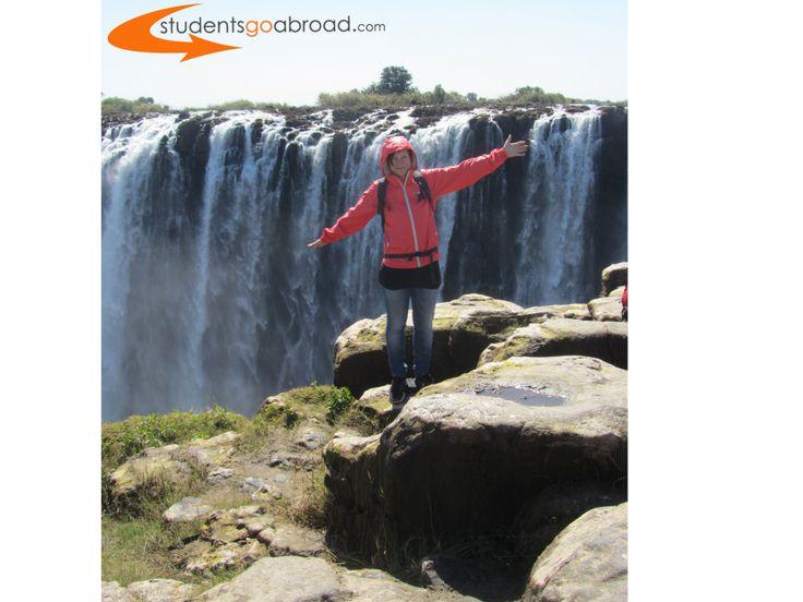 #Waterfall #Amazing #CapeTown #SouthAfrica