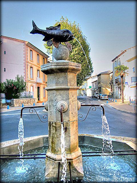 Lamalou-les-Bains, France