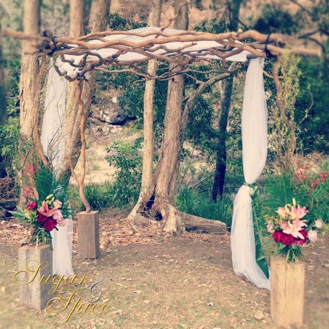 17 Best Ideas About Enchanted Garden Wedding On Pinterest