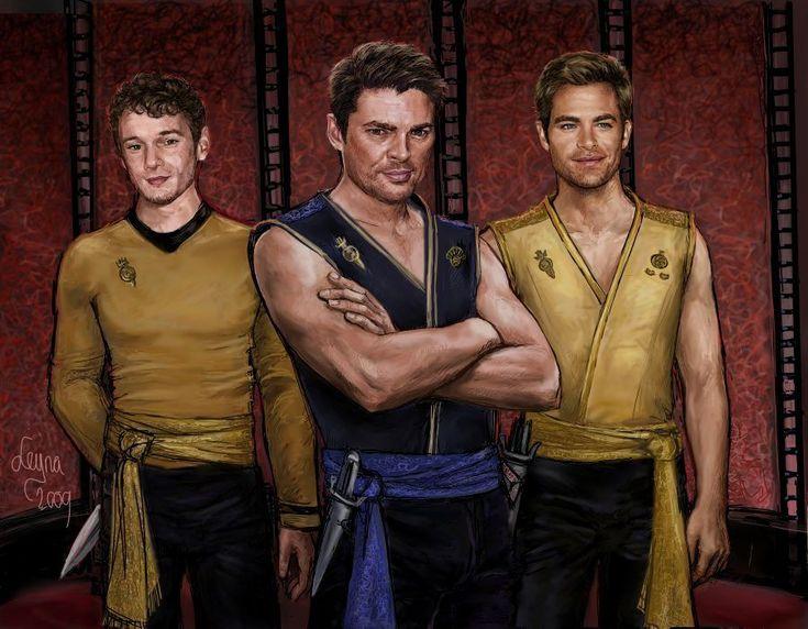 74 Best Mirror Star Trek Images On Pinterest Trekking