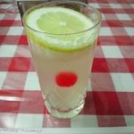 煉瓦亭 - 料理写真:レモンスカッシュ(600円)