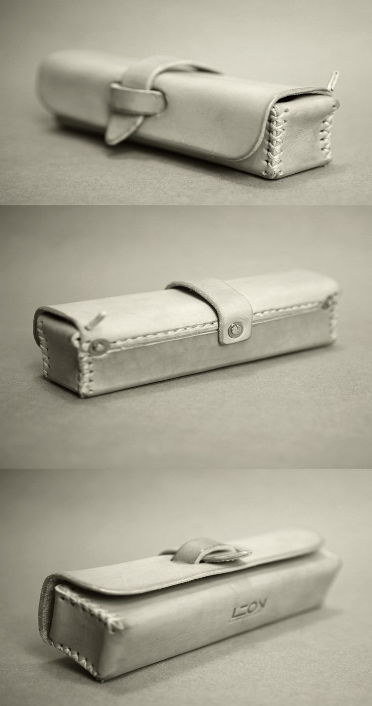 Pencil Holder By Leon Litinsky