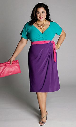 plus-size-apple-shaped-dresses