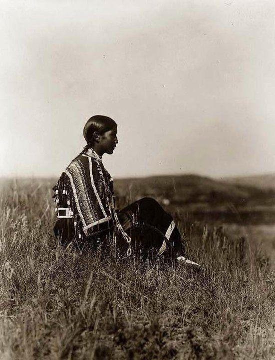 BLACKFEET PIKUNI , 1910