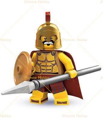 Spartan Warrior (Guerriero Spartano)