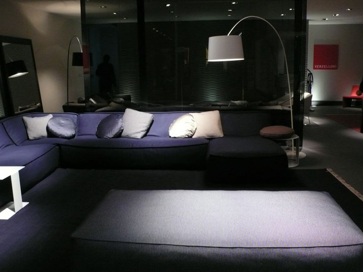 Deep purple at Salone del Mobile 2009