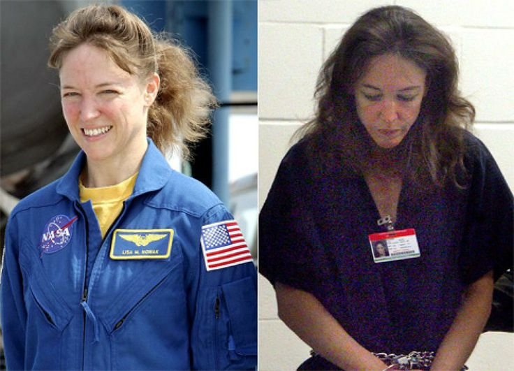 Astronaut Lisa Nowak's attempted kidnapping