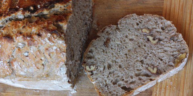 Môj chlebík (kváskový) - Tinkine recepty