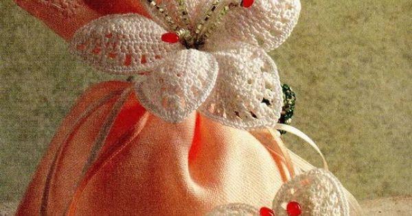 Цикламен и орхидея - цветы вязанные крючком, описание | Crochet | Pinterest | Blog and Html
