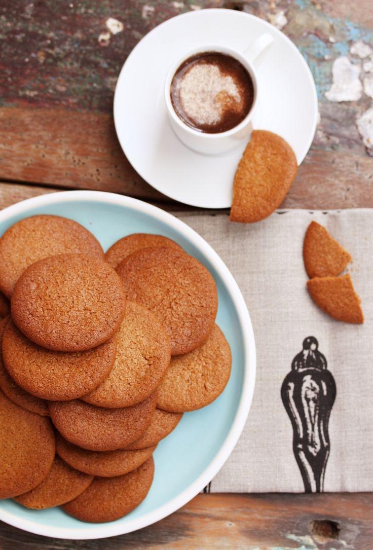 Gingernut Biscuits - Tenina