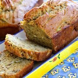 Almost no fat banana bread @ allrecipes.co.uk